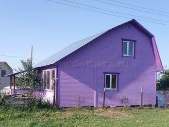 Каркасный дом 1618