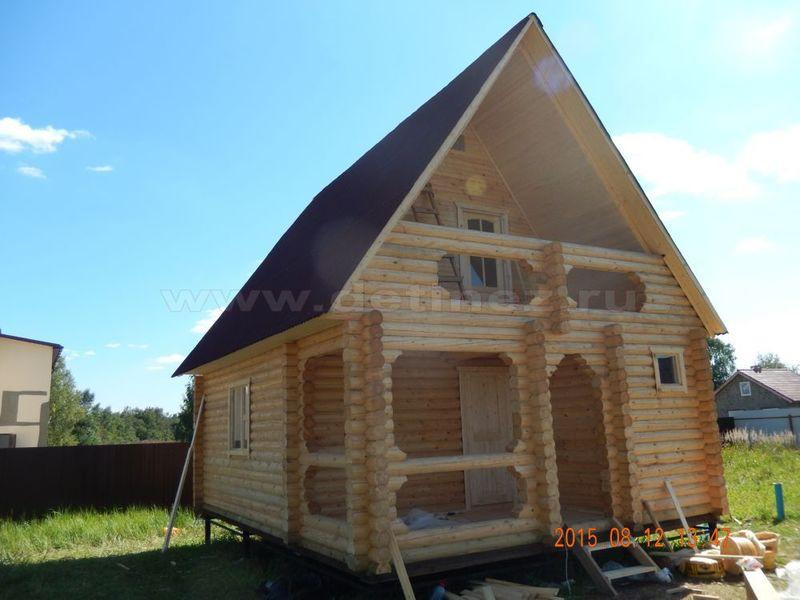 Дом из бревна 1759