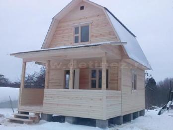 Каркасный дом 2094