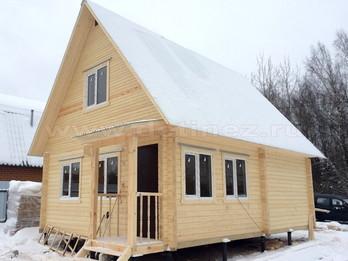 Дом из бруса 2171