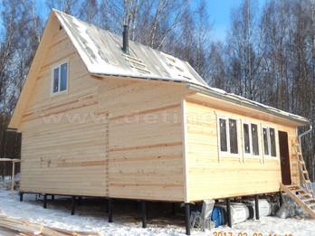 Каркасный дом 2249