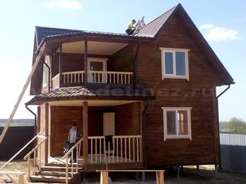 Каркасный дом 2283