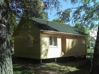 Каркасный дом 2257