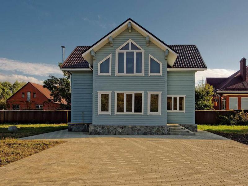 Коттедж №44 145м² с участком 9.1 сот.