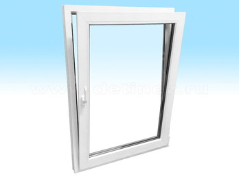 Пластиковые окна 900х1200мм