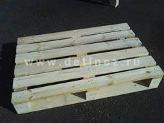 Поддоны деревянные 800x1200