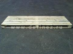Поддоны деревянные 800х2400