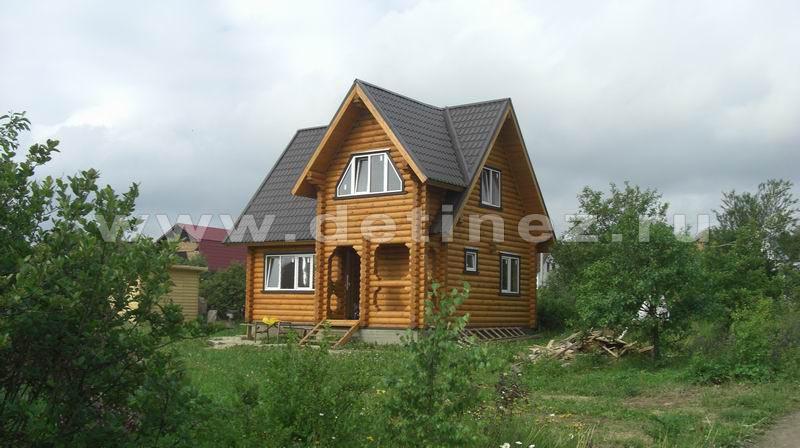 Дачный дом 3152Д из бревна