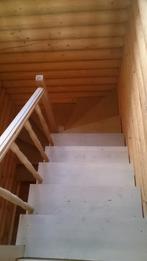 Деревянная лестница (фото 24)