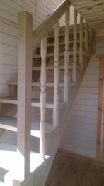 Деревянная лестница (фото 31)