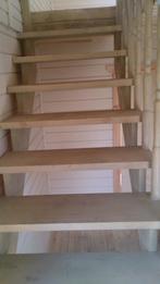 Деревянная лестница (фото 33)