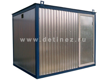 Блок-контейнер 2,5х2,5м
