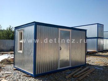 Блок-контейнер 4х2,3м