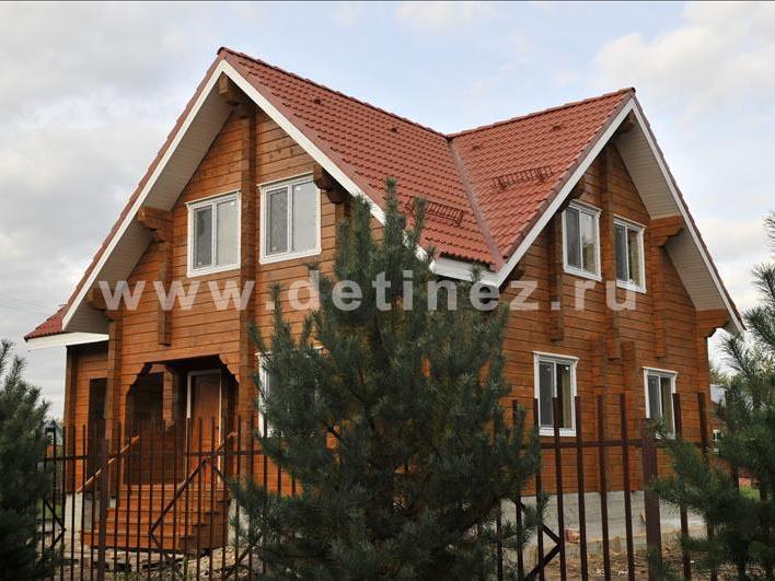 Каркасные дома 10х11м