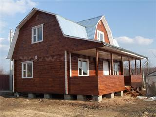Дом из бруса 353